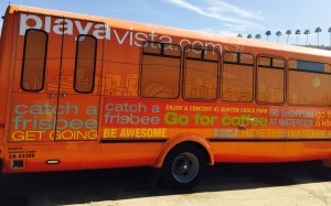 Playa Vista Shuttle
